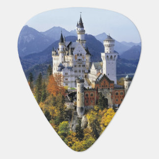 The fanciful Neuschwanstein is one of three Pick