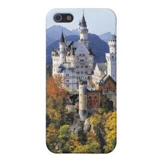 The fanciful Neuschwanstein is one of three iPhone 5 Covers