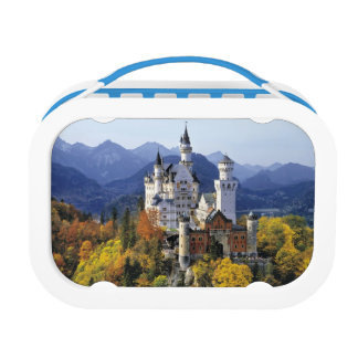 The fanciful Neuschwanstein is one of three Lunchboxes