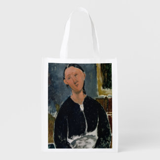 The Fantasist (oil on canvas) Market Tote