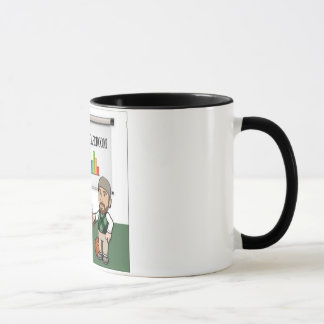 The Fantasy Boardroom Coffee Mug