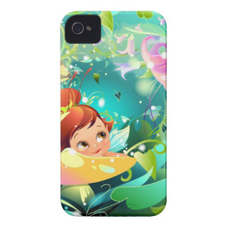 The Fantasy Garden iPhone 4 Case
