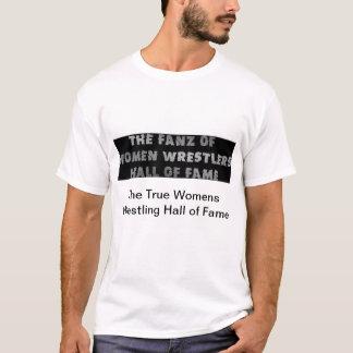 The Fanz of Women Wrestlers Hall of Fame Mens Shir T-Shirt