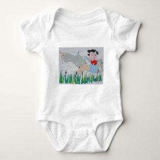 The Farmer Baby Bodysuit