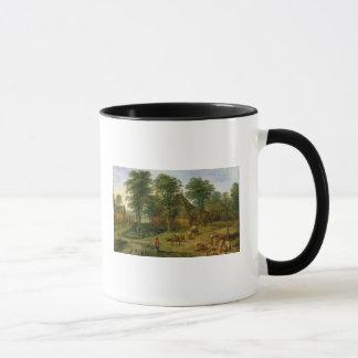The Farmyard Mug
