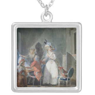 The Fashion Seller Silver Plated Necklace