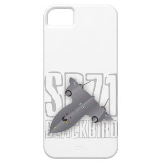 The fastest supersonic spy plane: SR-71 Blackbird iPhone 5 Cases