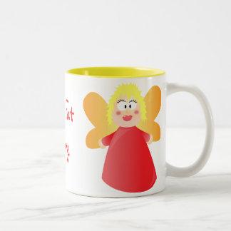 The Fat Fairy Mug
