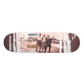 The Father 21.3 Cm Mini Skateboard Deck