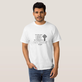 The Father Love T-shirt//Bound by Victoria Lynn T-Shirt