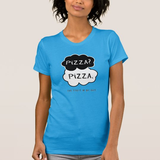 The Fault In My Diet T-Shirt