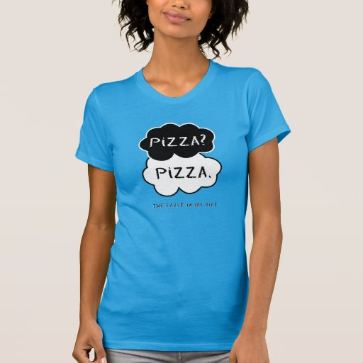 The Fault In My Diet Shirts