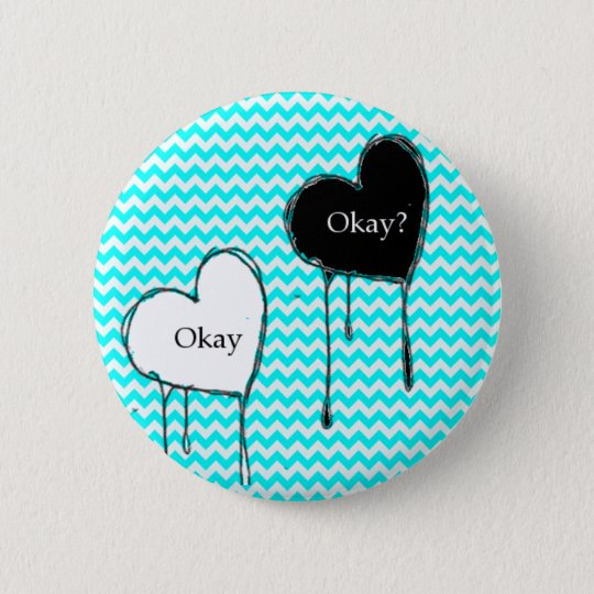 The Fault in Our Stars 6 Cm Round Badge
