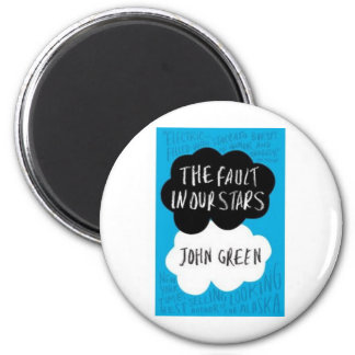 The Fault In Our Stars - By Fans For Fans Magnet