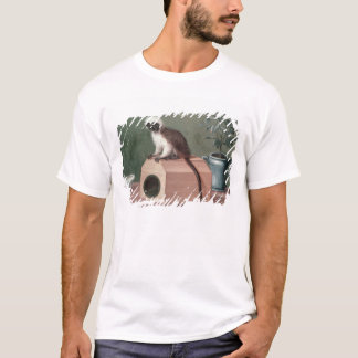 The Favourite Monkey of Carl Linnaeus T-Shirt