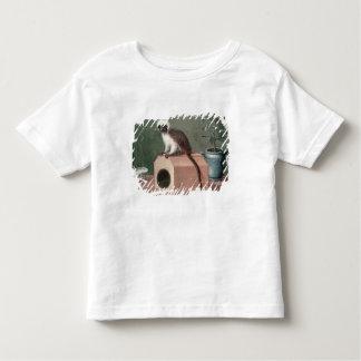The Favourite Monkey of Carl Linnaeus Toddler T-Shirt