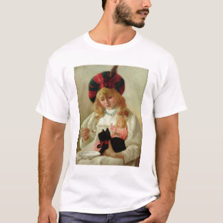 The Favourites, 1895 (oil on canvas) T-Shirt
