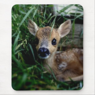 The Fawn Mouse Pad