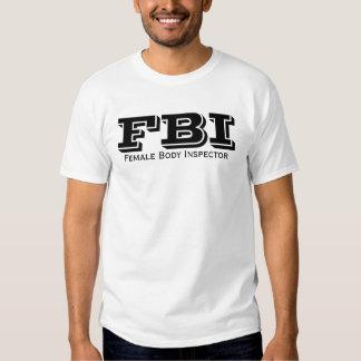 The FBI Tee Shirts