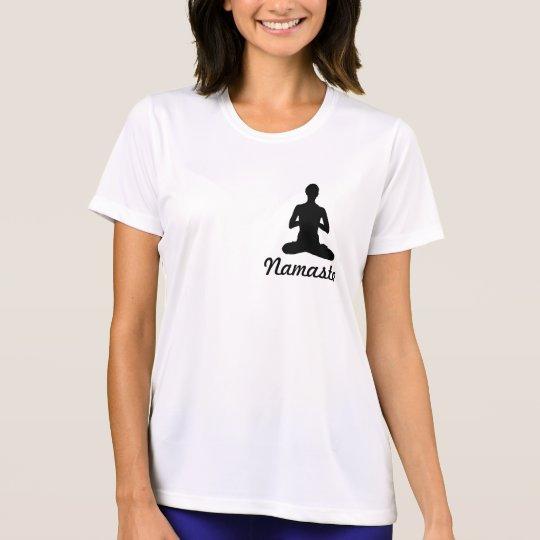 "The ""Fear Less"" Yoga Shirt"