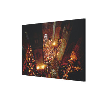 The Feast of the Assumption of the Virgin Canvas Prints
