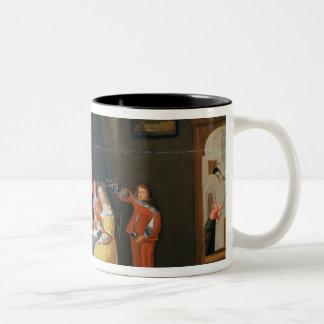 The Feast Two-Tone Coffee Mug