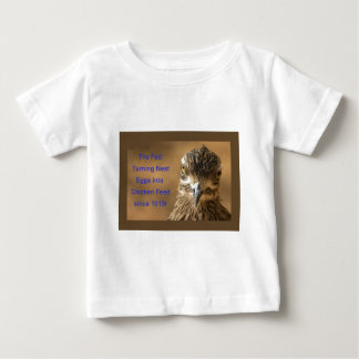 The Fed: Turning Nest Eggs Into Chicken Feed! Baby T-Shirt