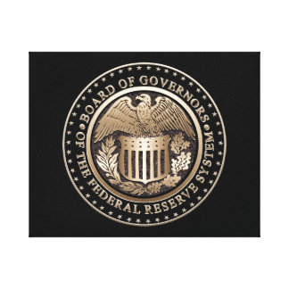The Federal Reserve Canvas Prints