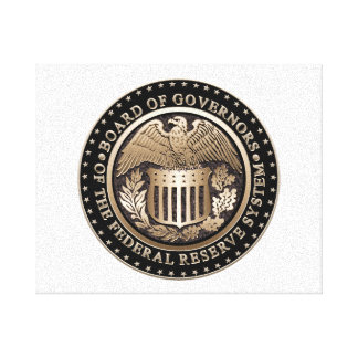 The Federal Reserve Canvas Print