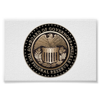 The Federal Reserve Posters