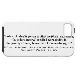 The Federal Reserve & The Great Depression iPhone 5 Case