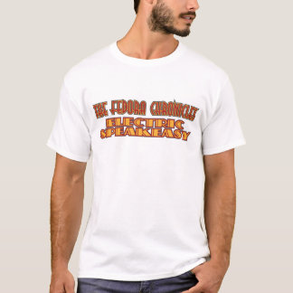 The Fedora Chronicles Electric Speakeasy T-Shirt