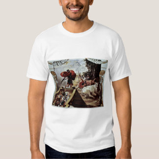The Fellowship Of Odysseus Steal The Cattle T-shirt