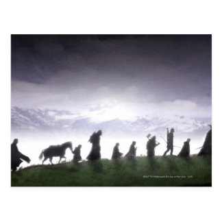 The Fellowship of the Ring Postcard