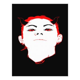 The Female Devil 21.5 Cm X 28 Cm Flyer