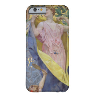 The Feminine Toilet (panel) Barely There iPhone 6 Case