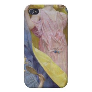 The Feminine Toilet (panel) iPhone 4/4S Cover