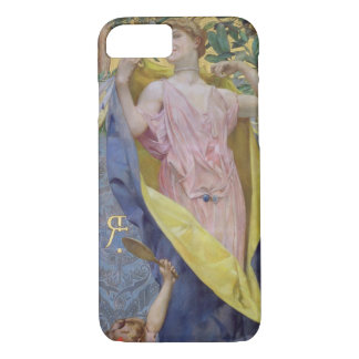 The Feminine Toilet (panel) iPhone 8/7 Case