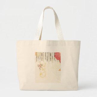 The Feminine Writer Jumbo Tote Bag