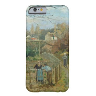 The Fence, 1872 (oil on canvas) Barely There iPhone 6 Case