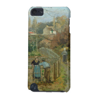 The Fence, 1872 (oil on canvas) iPod Touch (5th Generation) Covers