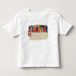 The feudal lord preaching his sermon toddler T-Shirt