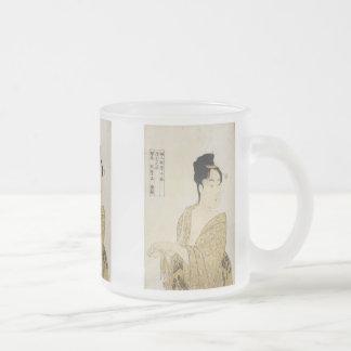 The FIckle Type, Utamaro, 1792-93 Mug