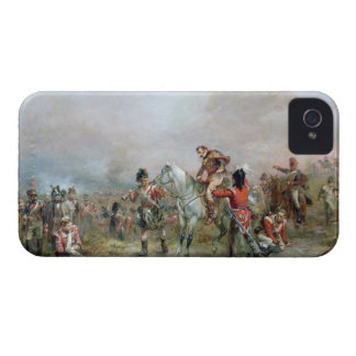 The Field at Waterloo (oil on canvas) iPhone 4 Covers