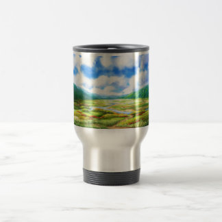 The Fields Are Teeming With Mellow Stainless Steel Travel Mug