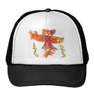 The Fiery Draggy Cap