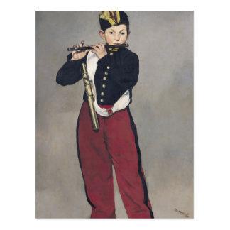 The Fifer, 1866 Postcard