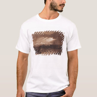 The Fifth Plaque of Egypt, engraved by Charles Tur T-Shirt