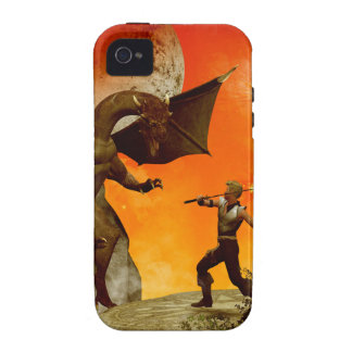 The fight iPhone 4 case