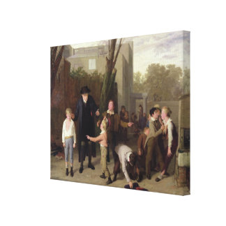 The Fight Interrupted 1815-16 Canvas Prints